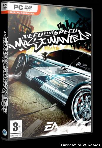 Need for Speed Most Wanted Turbo DRIFT (2011)