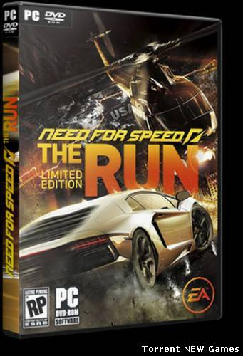 Need for Speed: The Run. Limited Edition (2011) Многоязычная версия (Rus/Eng)