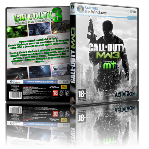 Call of Duty: Modern Warfare 3 (2011/PC/Rus/RePack) by Naitro