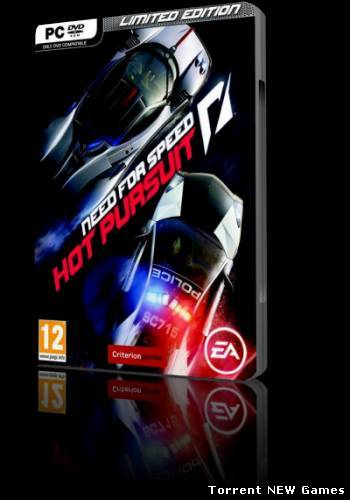Need for Speed Hot Pursuit (RUS|ENG) [RePack] от R.G. Механики