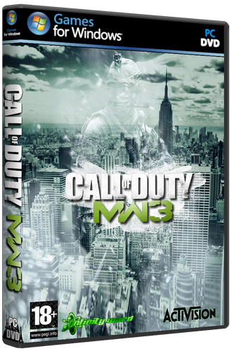 Call of Duty: Modern Warfare 3 (2011/PC/RePack/Rus) by -Ultra-