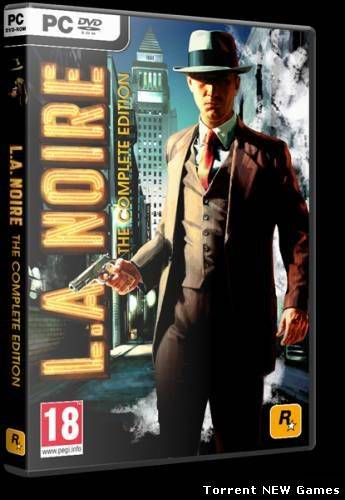 L.A. Noire: The Complete Edition [RUS] [Repack]