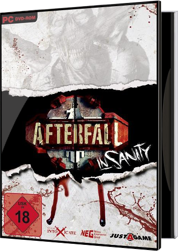 Afterfall: InSanity / Afterfall: Тень прошлого (2011, Action,RUS) [Repack] от Fenixx