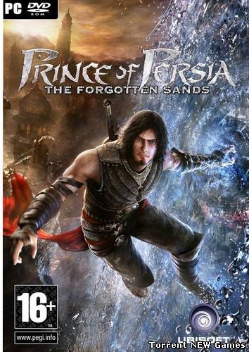 Prince of Persia The Forgotten Sands (2010/PC/RUS/RePack)