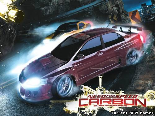 Need For Speed Carbon Русская Версия