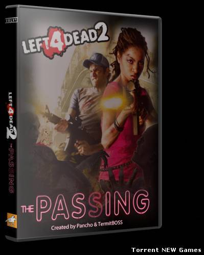 Left 4 Dead 2 + The Passing [CXZ]
